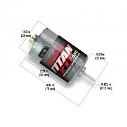 Motor TRX4 Titan550 c/ Rotação Inversa (21-t/14v)