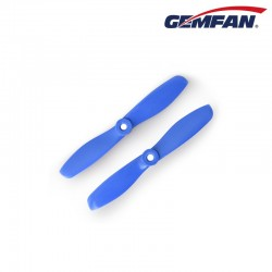 Helice Azul Escuro Bullnose 5x4,5mm(normal+inversa) GEMFAN