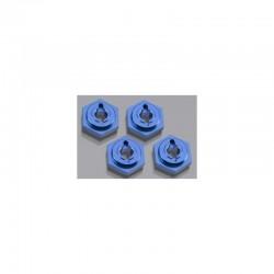 Hexagonos de Roda aluminio (Azul) Traxxas