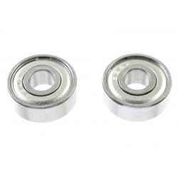 Rolamentos Chrome Steel - ABEC 3 - Metal Shielded - 4X11X4 - MR694ZZ - 2 pcs