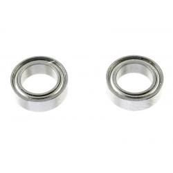 Rolamentos Chrome Steel - ABEC 3 - Metal Shielded - 5X8X2,5 - MR85ZZ - 2 pcs