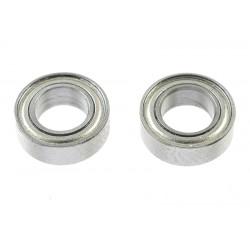 Rolamentos Chrome Steel - ABEC 3 - Metal Shielded - 5X9X3 - MR95ZZ - 2 pcs