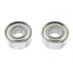 Rolamentos Chrome Steel - ABEC 3 - Metal Shielded - 5X11X5 - MR685ZZ - 2 pcs