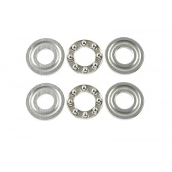 Thrust Bearing - ABEC 3 - 6X14X5 - F6-14G - 2 pcs
