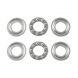 Thrust Bearing - ABEC 3 - 8X16X5 - F8-16G - 2 pcs