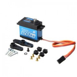 Servo Power HD Standard Digital 20Kg/0,16seg/63gr Waterproff