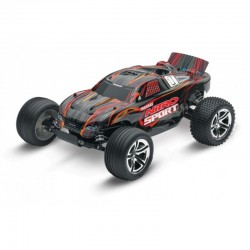 Nitro Sport: 1/10-Scale Nitro-Powered 2WD Stadium Truck Traxxas