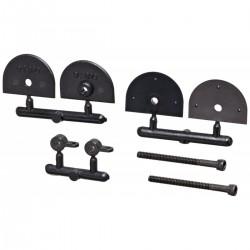 Horns, Micro, ajustaveis, 2 units