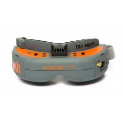 Focal DVR FPV Headset Fatshark, 5.8GHz,16:9 and 4:3