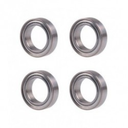 Ball bearings, 8x14x4, 1 unit.