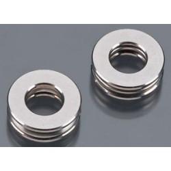 Ball bearing, 6x15x5, 2 units, R30, R50