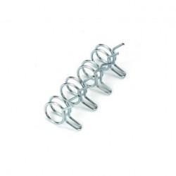 Clip Dubro p/ Tubo de Silicone 3,0 mm (4 uds)