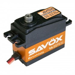 Servo Digital Savox 7.4v 32Kg,0.12sec HV Brushless