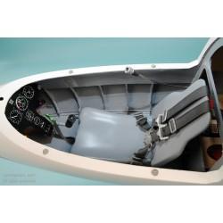 Cockpit Kit fro Ka 6E 1:3