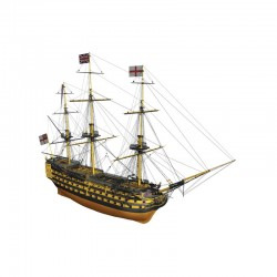 Boat HMS Victory Billing Boats 1/75 Madeira