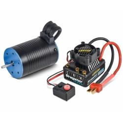 Kit Motor Brushless 12T+Variador