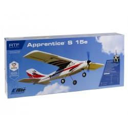 Plane, Apprentice S 15e RTF, Trainer
