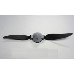 Hélice Retrátil Elétrica c/ spinner 10x6