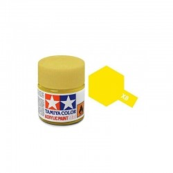 Tinta Acrílica Tamiya Lemon Yellow X-8 10ml