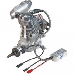 Motor O.S. GF40 GAS98 4T C/ Silenciador e Ignição