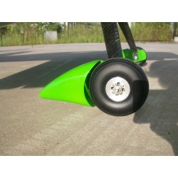 "WHEELPANTS 180"" YAK 54, GREEN"