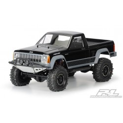 JEEP Comanche Full Bed Body 1/10(Length: 483 mm Width: 191 mm Height: 137 mmWheel Base: 313 mm)