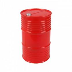 Barril de Óleo 1/10 Vermelho plástico