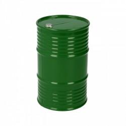 Barril de Óleo 1/10 Verde plástico