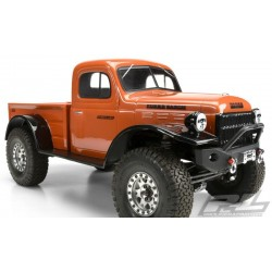 CARROÇARIA PROLINE 1946 DODGE POWER WAGON CLEAR BODY CRAWLER 313MM WB