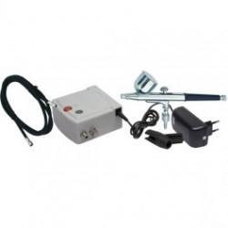 Kit Aerografo c/ compressor D15