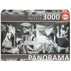 Puzzle 3000 GUERNICA, PABLO PICASSO PANORAMA