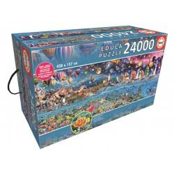 Puzzle 24000 A VIDA