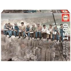 Puzzle 1500 ALMOÇO EM NOVA IORQUE