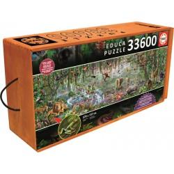 Puzzle 33600 VIDA SELVAGEM