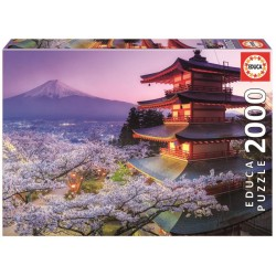 Puzzle 2000 MONTE FUJI, JAPÃO