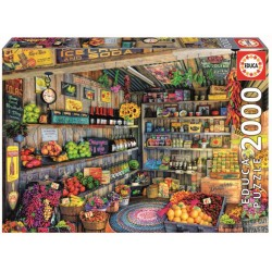 Puzzle 2000 LOJA DE COMESTÍVEIS