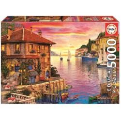 Puzzle 5000 PORTO MEDITERRÂNEO, DOMINIC DAVISON