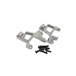 Set Aluminium Front Shock Tower For TRX-4 Silver