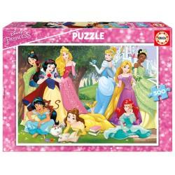 Puzzle 500 PRINCESAS DA DISNEY