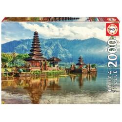 Puzzle 2000 TEMPLO ULUN DANU, BALI, INDONÉSIA