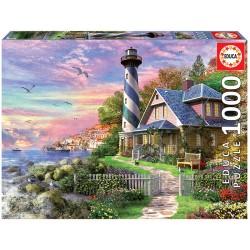 Puzzle 1000 FAROL EM ROCK BAY