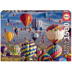Puzzle 1500 BALÕES DE AR QUENTE