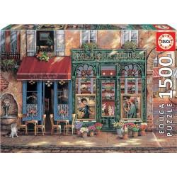 Puzzle 1500 PALAIS DES FLEURS