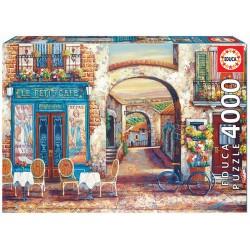 Puzzle 4000 LE PETIT CAFÉ