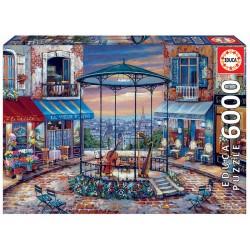 Puzzle 6000 PRELÚDIO NOTURNO