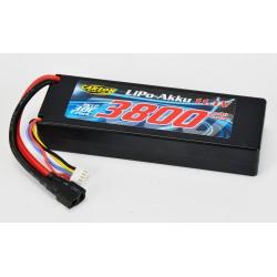 Bateria Carson Lipo-akku 11.1V 3000mAh 3S1P 35C