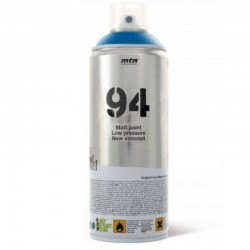 Tinta Spray MTN94 Azul Mate 400ml