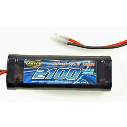 Bateria Nimh 2100mAh 7.2v Racing pack