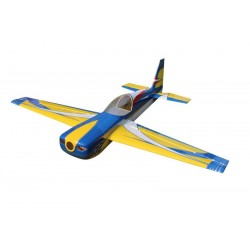 "Plane Pilot RC LASER 88"" (2.24M) ARF KIT (YELLOW/BLUE)"