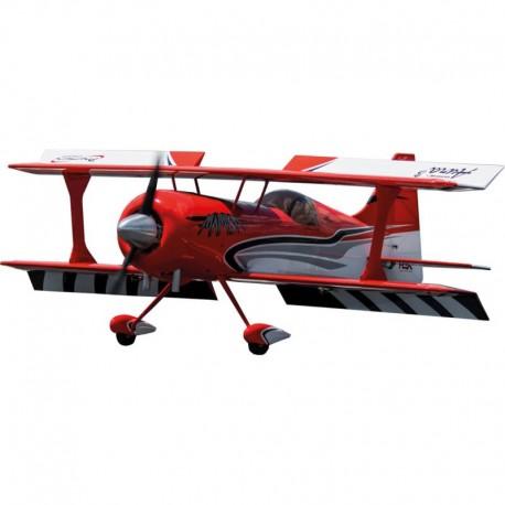 PREMIER AIRCRAFT MAMBA 70CC ARF BIPLAN RED